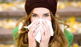 Bei Erkältung den Schnupfen oder Husten natürlich behandeln