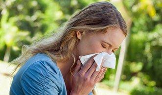 Welche Allergien man hat, hängt auch vom Geburtsmonat ab