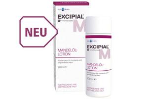Winterschutz für Ihre Haut: Wir verlosen 20 Excipial Mandelöllotionen!