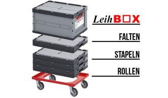 Gewinnen Sie 5x1 Leihbox-Gutschein im Wert von je 100 Franken!