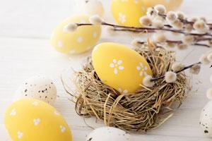 So wird das Osterfest nachhaltig