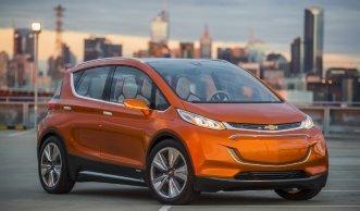 E-Auto Chevrolet Bolt soll CHF 30'000 kosten und 320 km schaffen