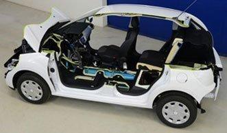 Neue Technik für Hybrid-Autos: Antrieb läuft mit Luft statt Strom