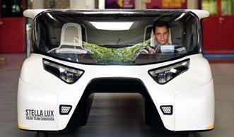 1000 km Reichweite: Studenten bauen alltagstaugliches Solarauto