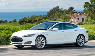 Und es geht doch: Elektroauto Tesla S in Norwegen Neuwagen No 1