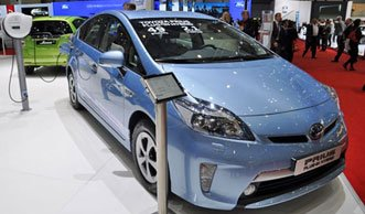 Mit dem Hybridauto ökologischer unterwegs