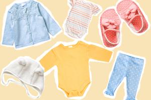 Eltern aufgepasst: Babykleider mieten spart Geld und Zeit