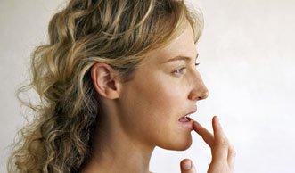 Natürliche Hausmittel bei entzündeten und geschwollenen Lippen