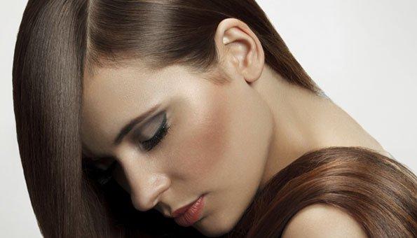 Gesunde Haarspülungen