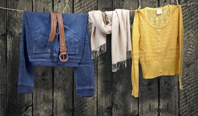 Schaffen Sie sich Platz: Tipps für Minimalismus im Kleiderschrank