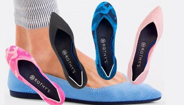 Nachhaltige Schuhe: Stylisches Upcycling: So schön tragen sich Plastikflaschen an den Füssen