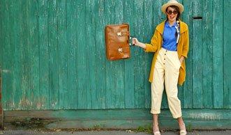 Mit Bio-Baumwolle natürlich gut gekleidet