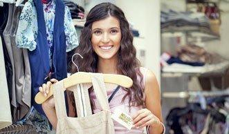 Second Hand: Individuelle Mode zum kleinen Preis