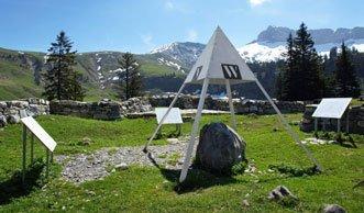 Reise zum Mittelpunkt der Schweiz: Die wunderschöne Älggialp
