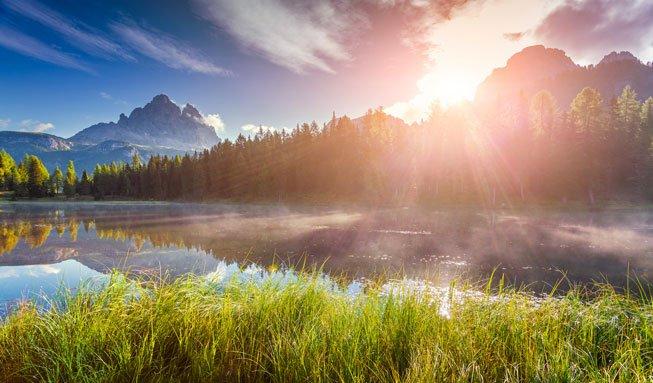 Von Höhlen bis Pärke: Die schönsten Ausflüge im Herbst