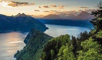 Hoch über Luzern: Die schönsten Wege am Bürgenstock