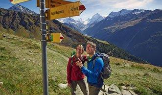 Grenzenlos wandern: Fernwanderwege in der Schweiz und Europa