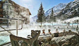 Heisses Date für kalte Tage: Die schönsten Thermalquellen Europas