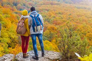 Die besten Routen zum Herbstwandern in der Schweiz