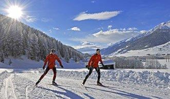 Langlaufen wie die Weltmeister auf den FIS-Loipen der Schweiz