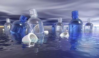 Plastik im Meer: Video zeigt Entstehung riesiger Müllstrudel