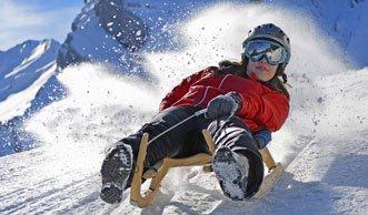 Für richtig viel Schneespass: Längste Schlittelbahnen der Schweiz