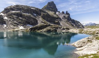 Zwischen Action und Erholung: Die schönsten Bergseen der Schweiz