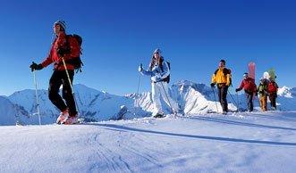 Auf spannenden Abwegen: Schöne Skitouren in der Schweiz