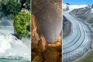 Diese Naturwunder der Schweiz müssen Sie gesehen haben