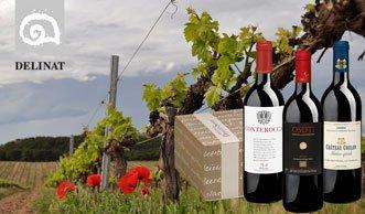 Gewinnen Sie 3x1 Probier-Abo für Bio-Rotwein im Wert von CHF 170.-!