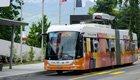 Weltneuheit in Genf: Elektrobus ohne Oberleitungen