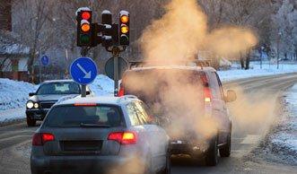 Diesel-Autos stossen doppelt so viel Stickoxid aus wie LKW