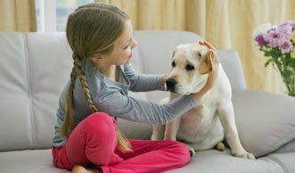 Haustiere senken das Risiko von Asthma bei Kindern