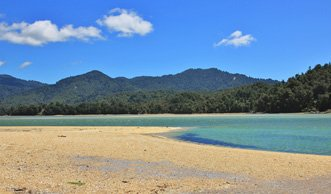 Neuseeländer kaufen Traumstrand und schenken ihn der Öffentlichkeit