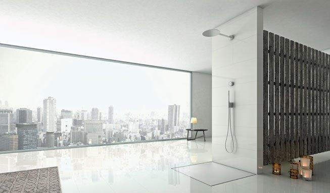 Diese neuartige Dusche verbraucht 90 Prozent weniger Wasser