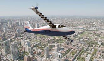CO2-frei fliegen: Dieses Elektroflugzeug verursacht keine Emissionen