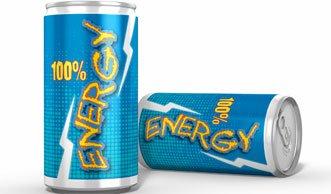 Schon ein Energy Drink am Tag soll das Herz schwächen