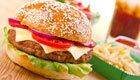 Schadstoffe in Fast Food: McDonalds schlägt Burger King