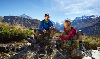 Daheim ist es am schönsten: Ferien in der Schweiz liegen im Trend