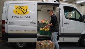 «Food Bridge» soll Abfälle reduzieren und Bedürftigen helfen