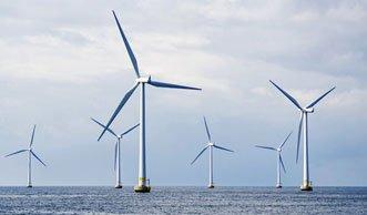 Grossbritannien baut den weltweit grössten Offshore-Windpark