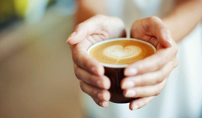 Sie lieben Kaffee? Dann müssen Sie jetzt stark sein
