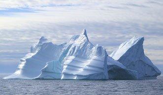 Liam Neeson leiht bedrohten Eisbergen seine Stimme