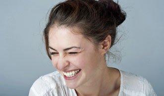 Fit werden durch Lachen