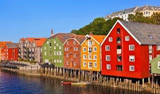 Norwegen ist das nachhaltigste Land, Schweiz nur noch auf Platz 4