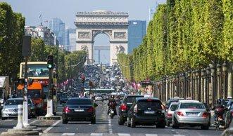 Kampf den CO2-Emissionen: Wird Paris bald autofrei?