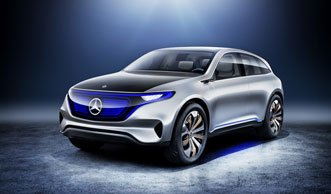 Mercedes als E-Auto: 500 km weit fahren und in 5 Minuten aufladen