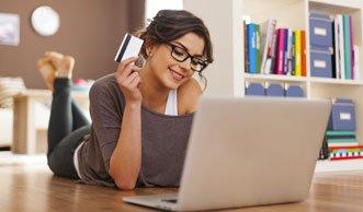 Auf grüne Shoppingtour: Online einkaufen kann die Umwelt schonen