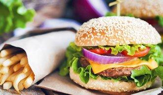 Von Detox zu Retox: Um gesund zu leben, braucht es auch mal Pommes und Burger
