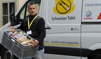 Über 4000 Tonnen Lebensmittel für Bedürftige gesammelt